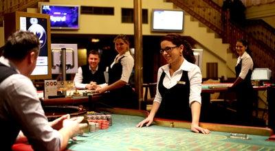 Photo of Casino Lošimo namai - Nesė Casino at Pamėnkalnio G. 7, Vilnius 01116, Lithuania