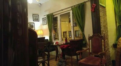 Photo of Bookstore Eflatun Kitap & Kahve at İstiklal Mah. Yalaman Sok., Eskişehir, Turkey
