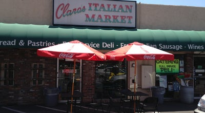 Photo of Sandwich Place Claro's Italian Market at 19 1/2 Huntington Dr, Arcadia, CA 91006, United States