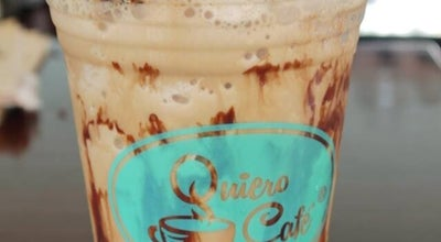 Photo of Coffee Shop Quiero Café México at Av. Ruiz Cortines Plaza City Center Services, Villahermosa 86035, Mexico