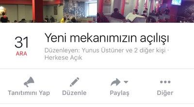 Photo of Arcade Cool Game Playstation Cafe 2 at Eskikale Mahallesi, Sivas 58000, Turkey