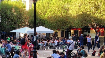 Photo of Plaza Plaza de San Ildefonso at Pza De San Ildefonso, Madrid 28004, Spain