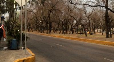 Photo of Playground Parque Lineal Churubusco at Mexico