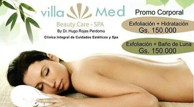 Photo of Spa Villa Med Beauty Care - Spa at Avda. Los Lapachos, CDE, Paraguay