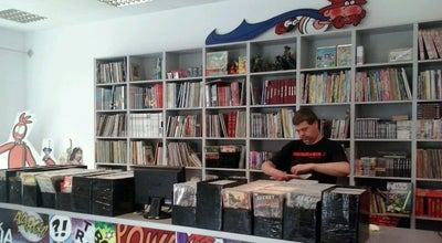 Photo of Bookstore Lodzkie Centrum Komiksu at Piotrkowska 28, Łódź, Poland