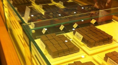 Photo of Chocolate Shop La Maison du Chocolat at 63 Wall St, New York, NY 10005, United States