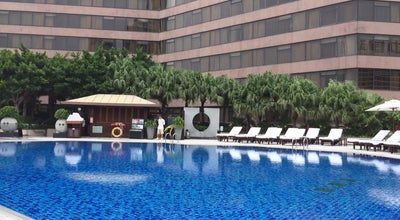 Photo of Pool Outdoor Pool • InterContinental Hong Kong at Hong Kong