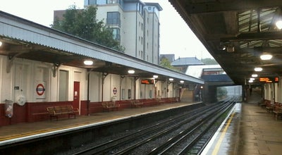 Photo of Train Station Kenton London Underground and London Overground Station at Kenton Rd., Kenton HA3 0AZ, United Kingdom