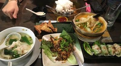 Photo of Vegetarian / Vegan Restaurant Cafe Kampung Vege 阿玛斋咖啡馆 at 3, Kompleks Kesidang Bacang, Jalan Tun Perak, Melaka 72520, Malaysia