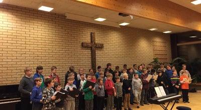 Photo of Church Ilkon kurssikeskus at Ilkontie 8-10, Kangasala 36220, Finland