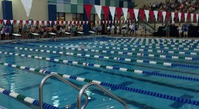 Photo of Pool Birmingham CrossPlex Aquatic Center/Natatorium at 2331 Bessemer Rd, Birmingham, AL 35208, United States