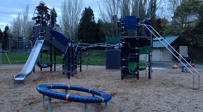 Photo of Basketball Court Hidden Valley Park at 11033 Ne 24th St, Bellevue, WA 98004, United States