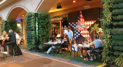 Photo of American Restaurant Stars'N'Bars at 6 Quai Antoine 1er, Monaco 98000, Monaco