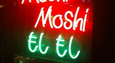 Photo of Sushi Restaurant Moshi Moshi at 1448 Washington Ave, Miami Beach, FL 33139, United States