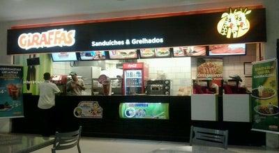 Photo of Burger Joint Giraffas at River Shopping, Petrolina, Brazil