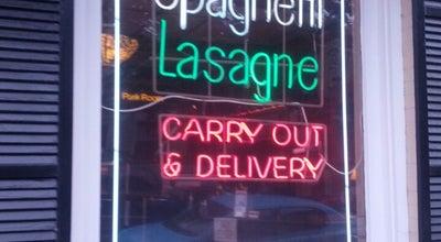 Photo of Italian Restaurant Robin Inn at 2601 Park Ave, Richmond, VA 23220, United States