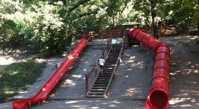 Photo of Playground Gellért-hegyi csúszdák at Budapest 1114, Hungary