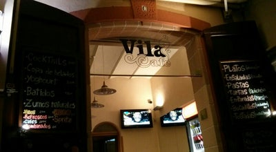 Photo of Cocktail Bar Vila Cafe at Ibiza, Spain