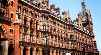 Photo of Hotel St. Pancras Renaissance Hotel London at Euston Rd, London, Greater London NW1 2AR, United Kingdom