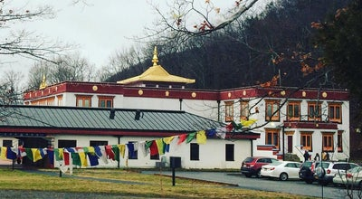 Photo of Tourist Attraction Karma Triyana Dharmachakra Tibetan Buddhist Monastery at 335 Mead Mountain Rd, Woodstock, NY 12498, United States