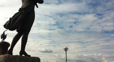 Photo of Monument / Landmark Памятник Ждущей at Ул. Чумбарова-лучинского, Мурманск, Russia