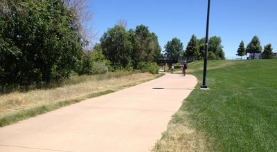 Photo of Trail Cherry Creek Bike Trail at Parker, CO, United States