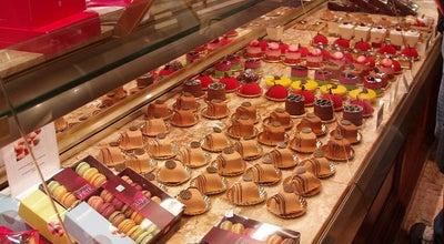 Photo of Dessert Shop Wittamer at Grote Zavel 12-13 Place Du Grand Sablon, Bruxelles / Brussel 1000, Belgium