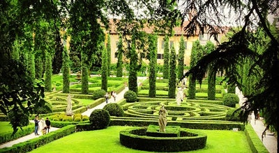 Photo of Park Giardino Giusti at Verona, Italy