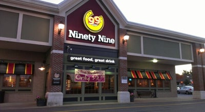 Photo of American Restaurant 99 Restaurants at 1053 Riverdale St, West Springfield, MA 01089, United States