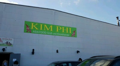 Photo of Grocery Store KIM PHI Asia Food GmbH at Höherweg 313, Düsseldorf 40231, Germany