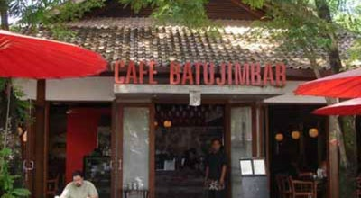 Photo of Cafe Café Batu Jimbar at Jalan Danau Tamblingan No. 75 A, Denpasar 80228, Indonesia