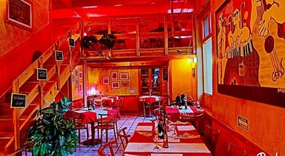 Photo of Mexican Restaurant Bistro de la Presa at Paseo De La Presa 109, Guanajuato 36000, Mexico