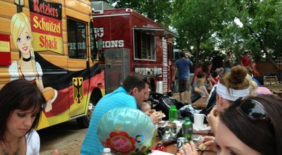 Photo of Food Truck Fort Worth Food Park at 2509 Weisenberger St, Fort Worth, TX 76107, United States