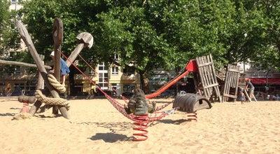 Photo of Playground Spielplatz Kollwitzplatz at Kollwitzplatz, Berlin, Germany
