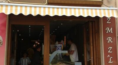 Photo of Ice Cream Shop Gelateria Paris at Mierové Nám. 13, Trenčín 911 01, Slovakia