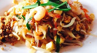 Photo of Asian Restaurant ผัดไทณฐวรรณ at Ban Yai, Thailand