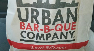 Photo of BBQ Joint Urban Bar-B-Que at 4646 Wilkens Ave, Baltimore, MD 21229, United States