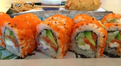 Photo of Sushi Restaurant Sushi Roll at Malecón Américas, Cancún, Mexico