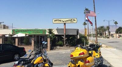 Photo of American Restaurant Sidewinder at 66121 Pierson Blvd, Desert Hot Springs, CA 92240, United States