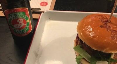 Photo of American Restaurant Burgers at Neumarkt 6, Krefeld 47798, Germany
