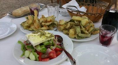 Photo of Greek Restaurant Ελευθεριάδης Πεϊνιρλί at Σολωμού 26, Δροσιά 145 72, Greece