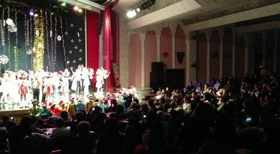 Photo of Concert Hall Киноконцертный зал Зарафшан. Zarafshon kinokonsert zali at Saylgoh Street, Tashkent, Uzbekistan