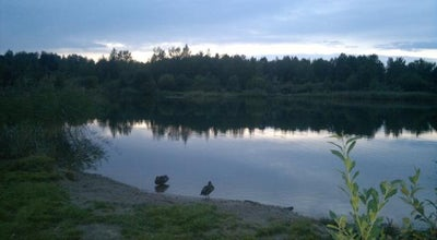 Photo of Lake На Карьере at Russia