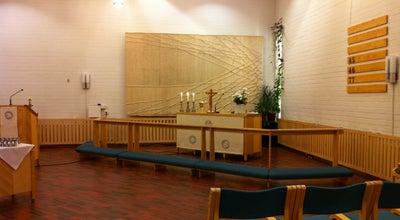 Photo of Church Matinkappeli at Liisankuja 3, Espoo, Finland