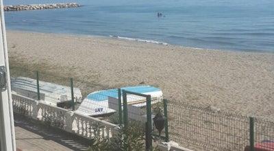 Photo of Beach Kumburgaz Mavi marmara at Turkey