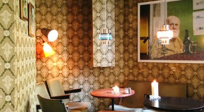 Photo of Cafe Bang & Jensen at Istedgade 130, København V 1650, Denmark