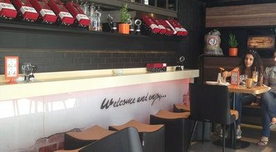 Photo of Coffee Shop Mikel Coffee Company at Λεωφ. Δημοκρατίας 337, Αλεξανδρούπολη 681 31, Greece