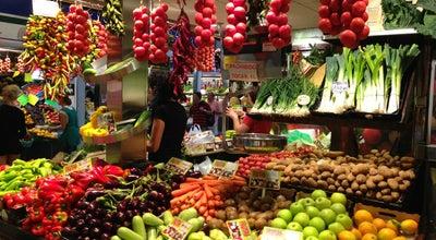 Photo of Farmers Market Mercat de l'Olivar at Pl. De L'olivar, S/n, Palma 07002, Spain