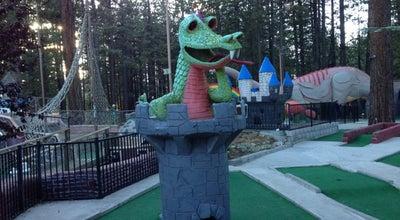 Photo of Theme Park Magic Carpet Golf at Lake Tahoe Blvd, South lake tahoe, CA, United States