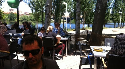 Photo of Beer Garden La Pachamama at Río Tormes, Salamanca, Spain